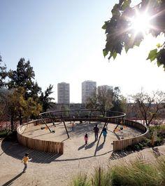 Parque Bicentenário Infantil,© Cristobal Palma