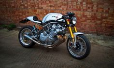 Honda CBX1000 'CRC-6' - Cafe Racer Customs - RocketGarage
