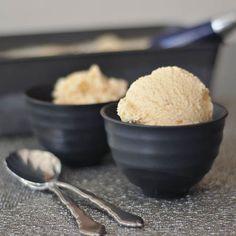 Ginger-Maple-Miso Ice Cream | Spabettie