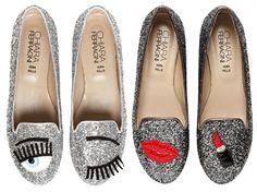 Modelos de slippers de Chiara Ferragni