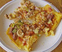 Mais Pizza, ein sehr leckeres Rezept aus der Kategorie Pizza. Bewertungen: 2. Durchschnitt: Ø 3,5.