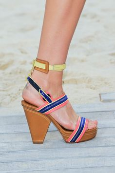 Tommy Hilfiger Spring 2014 | From Simple to Outrageous, NYFW's Runway Shoes Are Here | POPSUGAR Fashion Photo 76