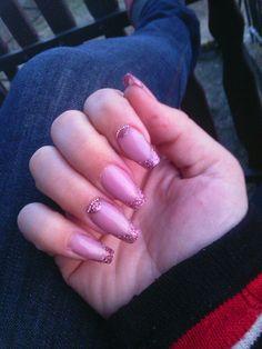 Nail Mania, Nails, Beauty, Finger Nails, Ongles, Nail, Cosmetology, Sns Nails, Nail Manicure