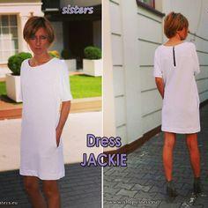 Dress/sukienka/kleid Jackie - brand Sisters on www.shopsisters.eu #sisters #sukienka #dress #kleid #minidress #sweatdress #sukienkadresowa