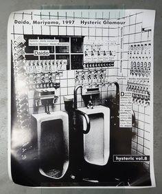 hysteric Daido vol.8 (大阪) ポスター | 森山大道