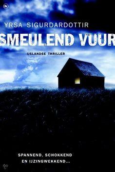 Yrsa Sigurdardottir - Smeulend vuur - 2012