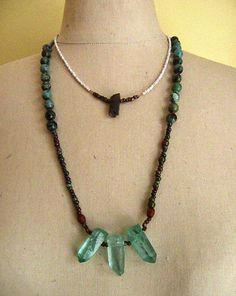 Mother Earth Necklace #3