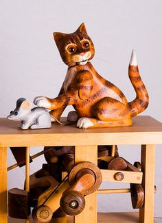 """machinations automata - """"cat and mouse"""" philip lockwood"""