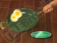 Enter to Win an OrGreenic Fry Pan - As Seen on TV - at Giveaway Bandit!