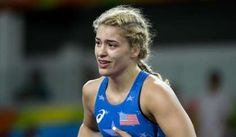 USA's Helen Maroulis wins wrestling gold:  August 18, 2016