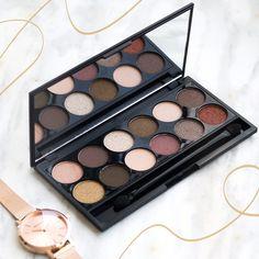 This Sleek Makeup When the Sun Goes Down makeup look is. Mascara, Eyeliner, Eyeshadow, Smokey Eye Makeup Look, Makeup Looks, Makeup Revolution, Maybelline, Smoke Screen, Sleek Makeup
