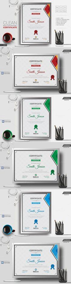 Certificate Template Word. Certificate Templates. $6.00