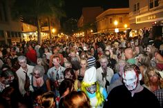 zombicon ft myers florida | Crowds at the Fort Myers, FL Zombicon | Wild River Rogues