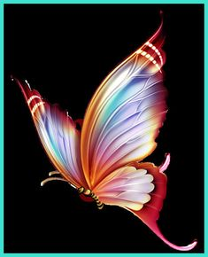 Butterfly Tattoos - 8 Different Symbolic Meanings Of This Classic Tattoo ** More details can be found by clicking on the image. #TattoosForWomen