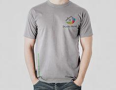 "Check out new work on my @Behance portfolio: ""T - Shirts - Mockup (Art work)…"