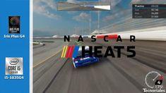 NASCAR HEAT 5. i5-1035G4 (Iris Plus G4)