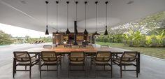Lee House; Porto Feliz, São Paulo, Brazil - Studio MK27 & Marcio Kogan + Eduardo Glycerio