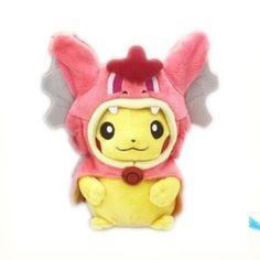 Pikachu Plush - Trendy Gear-25cm / Pink-accessories - 6
