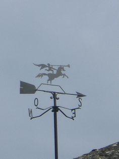 #weathervane #horseman, 37 #Crissay sur Manse