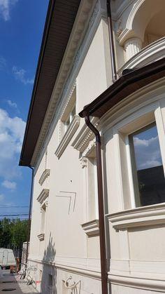 Proiect Casa Rezidentiala zona Podul Grant, Bucuresti – Profile Decorative Design Case, Profile, Windows, House, Decor, Home, User Profile, Decoration, Decorating