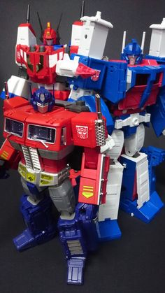 Transformers Masterpiece MP-24 Star Saber with MP-10 Convoy (Optimus Prime) and MP-22 Ultra Magnus