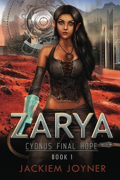 """In this exciting teenage scientific adventure, Zarya sets out on a magical journey to find the parents she never new. In the process, this 15 year old finds herself fighting against the same powers that once silenced her father. Her dedication and persistence to find out what happened to her parents antagonizes a very powerful and ruthless organization. An organization headed by chief military officer Gerik.  Through the development of """"Sochi"""", her Artificially Intelligent flying Airboard…"""
