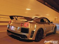 Gallant Abflug R35 Nissan GT–R - Import Tuner Magazine