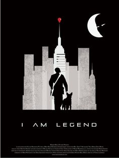 I Am Legend by iascend. Great film. The scene with the deer and the Mustang.  EC