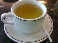 Emagreça com chá verde