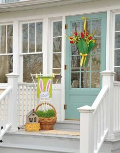Old Glory Cottage Front Porches Country Homes Porch Railings