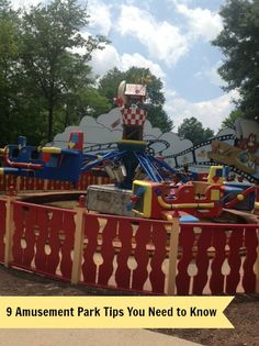 9 Amusement Park Tips You Need to Know