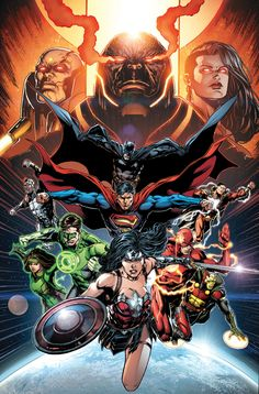 Justice League #50 - Visit to grab an amazing super hero shirt now on sale!