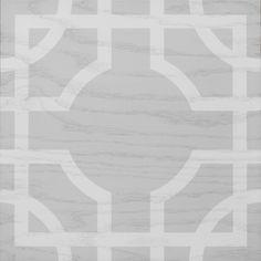Painted Wood Tiles- Macau Gray (Mirth Studio)