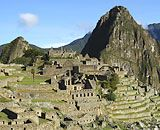 Macchu Piccu - one of the places I MUST visit in my lifetime. Seriously.