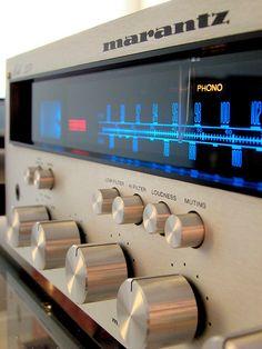 """Marantz - Model 2230 ,Vintage Stereo Receiver"" !... http://about.me/Samissomar"