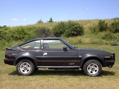 AMC Eagle SX/4... a lot lof people would laugh at this thing, but it's one of my dream cars... believe it baby.