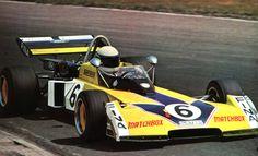 Jochen Mass - Surtees TS15 BDA/Hart - Team Surtees FINA - VIII Rhein-Pokalrennen - 1973 European F2 Championship, Round 8