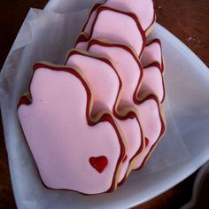 Michigan cookies from the Pinwheel Bakery in Ferndale, Michigan