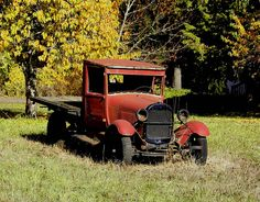 Model AA Ford by swainboat, via Flickr