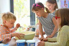 mama van vijf: Over teamwork en tiramisu