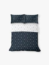 Sine Slate Quilt Covers Online - Shop Bed Linen
