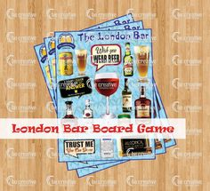 Play the London Bar Board Game in your alcohol and Vodka theme kitty parties. You can also enjoy it in new year parties. Buy this at www.becreativegames.com or call at 9927043141 or 9568021000. #kittypartygames #themetambolaticket #oneminutegames #party #partygames #gamestoplay #fungames #fungamesforadults #housie #housieticket #themehousie #ladieskitty #kittygames #papergames