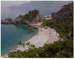 Χιιαδού2 - παραλίες στην Κεντρική Εύβοια