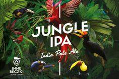KUP -3,5/5- Jungle IPA - Inne Beczki India Pale Ale