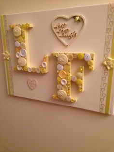 A summer theme wedding ... Look at the gorgeous heart lace