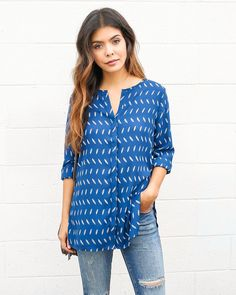 Quill Blouse