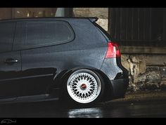 Korey Garrity // MKV VW GTI