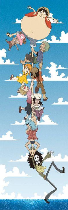 One Piece Anime, One Piece Comic, One Piece Crew, One Piece World, One Piece Pictures, One Piece Images, Monkey D Luffy, Otaku Anime, Anime Art