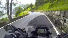 Edelweiss bike tour - YouTube