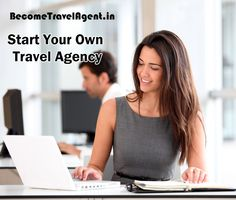 how to become a part time travel agent